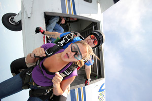 Pittsburgh Skydiving Gift Certificates