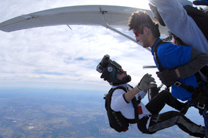 Skydiving Video Packages Pittsburgh
