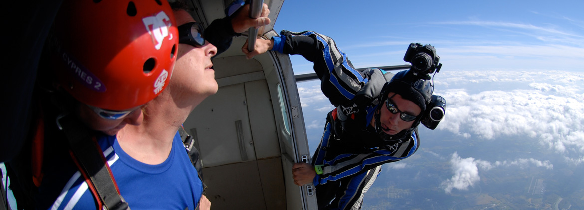 Pittsburgh Skydiving Video Packages